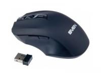 Мышь беспроводная USB SVEN RX-350 6btn+Roll / 1200dpi-1800dpi