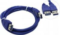 Кабель USB3.0 A -> A 1.0м 5bites <UC3011-010F> (удлинительный)
