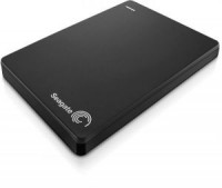 Внешний HDD 1Tb Seagate Backup Plus <STDR1000200> Black 2.5 USB3.0