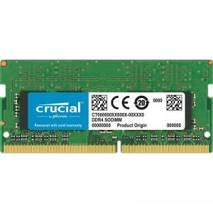 Память DDR4 SO-DIMM 4Gb <PC4-17000> Crucial <CT4G4SFS8213> CL15