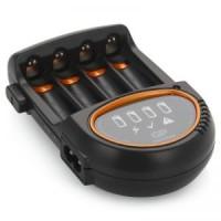 Зарядное уст-во GP <GPPB50GS270CA-2CR4> PowerBank H500 (NiMH, AA / AAA) +AA*4шт. аккум.+авто.адаптер