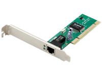 Сетевая карта PCI-E Gembird NIC-GX1 10 / 100 / 1000Mbps