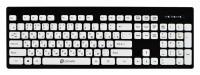 Клавиатура USB Oklick 580M Slim