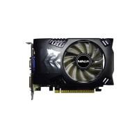 Видеокарта NVIDIA GeForce GTX 750 2Gb NINJA <GeForce GTX750> GDDR5 128B DVI+HDMI+VGA (RTL)