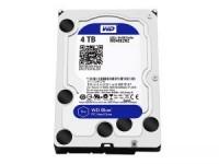 HDD 3.5 4 Tb Western Digital Blue <WD40EZRZ> IntelliPower 64Mb SATA-III
