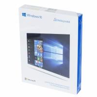 ПО Microsoft Windows 10 Home 32 / 64 bit SP2 Rus Only USB RS (HAJ-00073) <HAJ-00073>