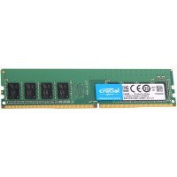 Память DDR4 4Gb <PC4-19200> Crucial <CT4G4DFS824A > CL17