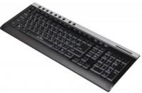 Клавиатура USB Oklick 380M 104КЛ+9КЛ