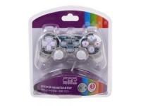 Геймпад USB CBR 915 PC / D-pad / 2xAnalog-pad / 11btn / Vibro