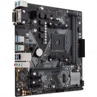 Материнская плата ASUS PRIME B450M-K SOC-AM4 AMD B450 2xDDR4 / microATX / GblanRAID+VGA+D