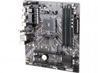 Мат. плата GIGABYTE B450M H (RTL) AM4 <B450> PCI-E Dsub+HDMI GbLAN SATA RAID MicroATX 2DDR4