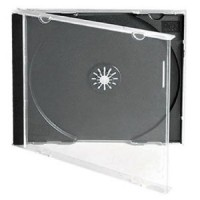 Футляр CD Jewel case для 1 диска