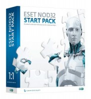 Антивирус ESET NOD32 Start Pack (1 год 1 ПК) <NOD32-ASP-NS (BOX)-1-1> (BOX)