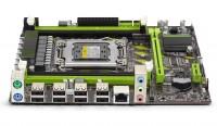 Материнская плата Atermiter X79G (RTL) LGA2011 <X79> PCI-E+GbLAN+SATA ATX 4DDR3