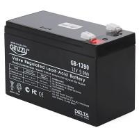 Аккумулятор ИБП Ginzzu GB-1290 151х100x65 мм / 12В / 9Ач