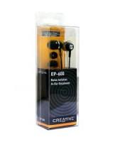 Мобильные наушники Creative EP-600 (20Гц–20кГц / 1.2м / jack3.5)