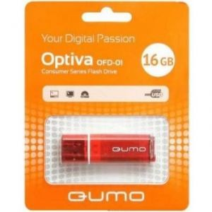 Флешка USB 16Gb Qumo Optiva