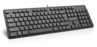 Клавиатура USB DELUX KA150U
