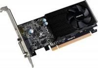 Видеокарта NVIDIA GeForce GT 1030 2Gb Gigabyte <GV-N1030D5-2GL> 64bit GDDR5 (DVI+HDMI)