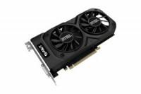 Видеокарта NVIDIA GeForce GTX 1050Ti 4Gb Palit <DUAL OC 4G NV> GDDR5 128b DVI+HDMI+DP (RTL)