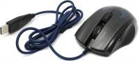 Мышь USB CBR CM840 Armor 3btn+Roll / 1200 / 1600 / 2400 / 3200dpi