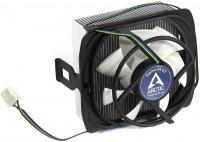 Вентилятор Arctic Cooling Alpine 64 GT Rev.2 SocAM2-FM2 / 4пин / 500-2000об / 22 дБ / 70Вт