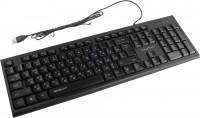 Клавиатура USB Qumo office K38 Sigma 104КЛ RGB