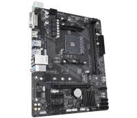 Материнская плата Gigabyte GA-A320M-H V1.1 AM4 A320  /  microATX  /  2xDDR4  /  M2x1(NVMe)  /  DVI+HDMI
