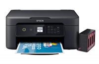 Принтер МФУ Epson  XP-3100+СНПЧ (A4  /  5760*1440dpi  /  15стр  /  4цв  /  Двуст печ  /  USB  /  WiFi)