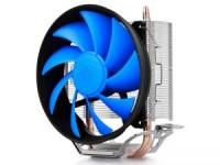 Вентилятор Deepcool GAMMAXX 200T Soc1150-1156  /  AM3-FM2  /  4пин  /  900-1600об  /  18-26дБ  /  100Вт