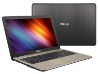 Ноутбук 15,6 Asus R540YA-XO808T AMD E2-6110 / 4Gb / 500Gb / SVGA / no ODD / WiFi / Win10