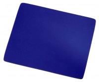 Коврик для мыши Hama <54768> Синий (ткань + резина, 218x1x180мм)