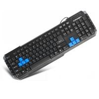 Клавиатура USB CROWN CMK-314+ 104КЛ+10КЛ