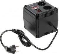 Стабилизатор напряжения AD-500 Exegate Power (вх.150-260V, вых.220V±10%, 500VA, 2 розетки Euro)