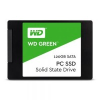 SSD 120 Gb SATA 6Gb / s WD Green <WDS120G1G0A> 2.5 TLC
