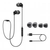 Мобильные Bluetooth наушники  PHILIPS SHB3595BK / 10