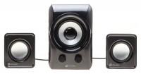 Колонки OKLICK OK-420 (2x3Вт+5Вт / 200Гц–20кГц / jack3.5 / USB)