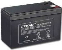 Аккумулятор ИБП Crown CBT-12-7.2 (12В / 7.2Ah / UPS)
