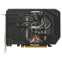 Видеокарта NVIDIA GeForce GTX 1660 6Gb Palit <PA-GTX1660 STORMX 6G, 6Гб, GDDR6