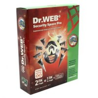 Антивирус Dr.Web Security Space (2 ПК / 25 мес.) <AHW-B-25M-2-A2> (BOX)