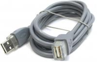 Кабель USB A -> A 1.8м Hama <134296> (удлинительный)