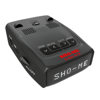 Радар-детектор Sho-me G-800 X / K / ST / Ka / L / GPS