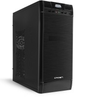 Корпус ATX 450W Crown <CMC-502 CM-PS450office> Black (24+2x4пин)