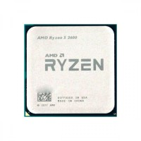 Процессор AMD Ryzen 5 2600 AM4 (YD2600BBM6IAF) 3.4 GHz / 6core / 3+16Mb / 65W Socket AM4 OEM