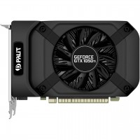 Видеокарта NVIDIA GeForce PA-GTX 1050 2Gb Palit StormX GDDR5 128b (RTL) DVI+HDMI+DP