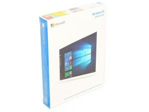 Microsoft Windows 10 Home 32 / 64-bit (Русский, USB) <KW9-00253> (BOX)