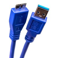 Кабель microUSB -> USB 3.0 1.0м ISA
