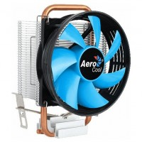 Вентилятор Aerocool Verkho 1-3P  Soc-FM2+,AM2+,AM3+,AM4,1150,1151.1155 3-pin 15-25dB 110W