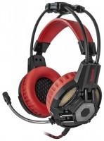 Полноразмерные наушники с микрофоном Redragon Lester (20Гц–20кГц / 32-Ом / 2м / jack3.5)+регулировка