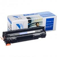 Тонер-картридж для HP / Canon 435A / 712 NV-Print (P1005 / 1006, Canon-3010, 3100) (2000 страниц)
